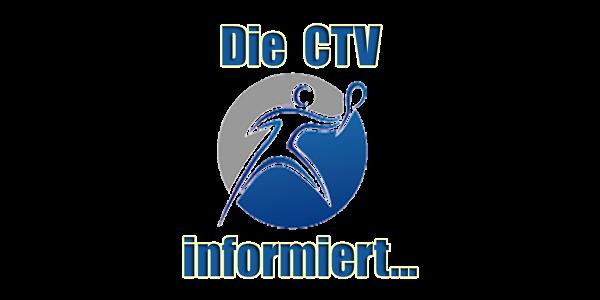 CTV informiert – Noch freie Hallenplätze und Abo-Zeiten