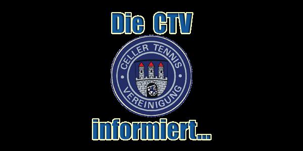 CTV informiert – Ehrenamt in der CTV