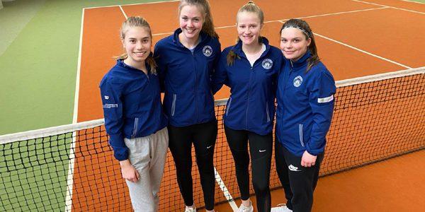 Nordliga – 1. Damen kommen in Braunschweig unter die Räder