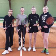 3. Damen gewinnen gegen TC GRE Hildesheim